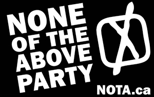 None Of The Above Party (Ontario)